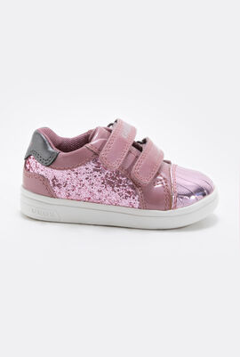 B N.Flick B. B High Top Sneakers