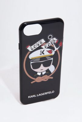 Karl Sailor iPhone 8 Case