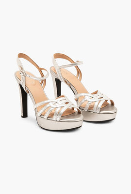 Felyxa Leather Platform Sandals
