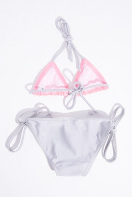 Jenny Coraill Two Piece Swimsuit