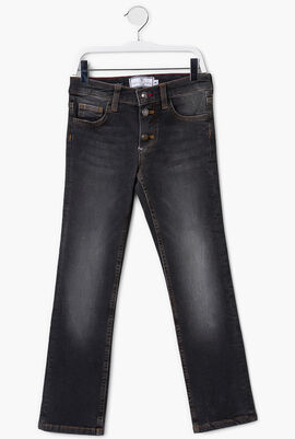 Washed With Love Denim Pants