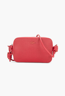 Chantaco Leather Crossover Bag