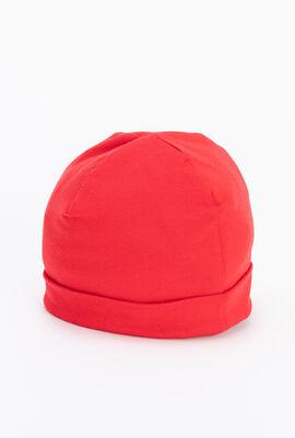 Logo Folded Hem Hat