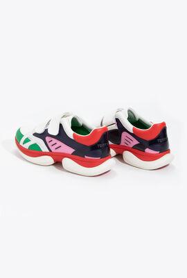 Bubble Double Strap Sneakers