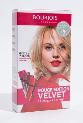 Rouge Edition Velvet Lipstick Set