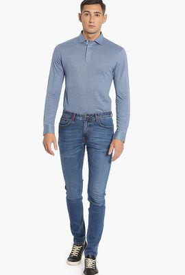 Core Vintage Wash Denim Jeans