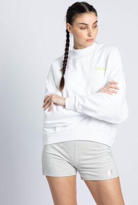 Summer Embroidered Logo Sweatshirt