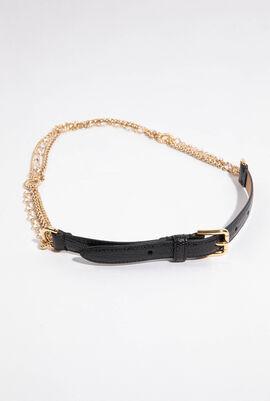 Drape Chains Belt