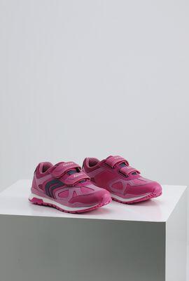 Pavel Velcro Strap Sneakers