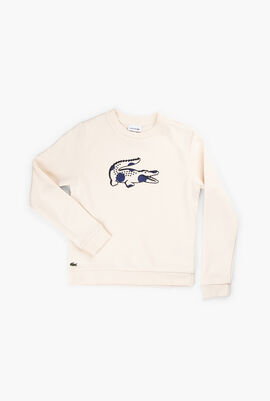 Printed Logo Design Sweatshirt