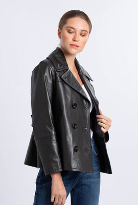 Valda Leather Jacket