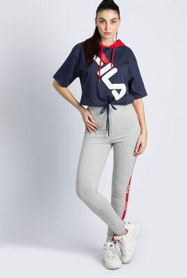 Michaela Logo Leggings