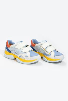 حذاء رياضي بشريطين لاصقين Bubble