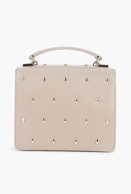 Yaara 001 Small Stud Shoulder Bag