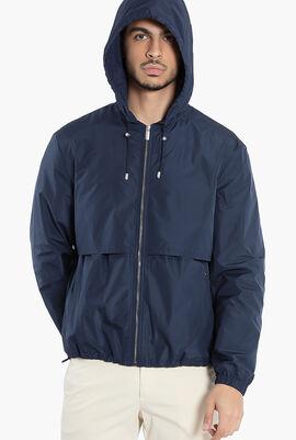 Hoodie Blouson Jacket