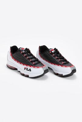 حذاء رياضي أسود/ أبيض DSTR 97 Dragster 98
