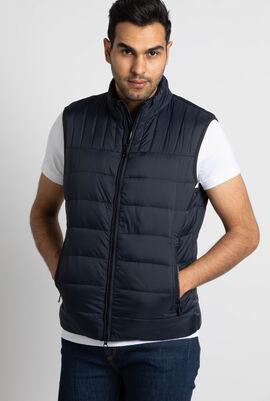 Quilted Vest Jacket