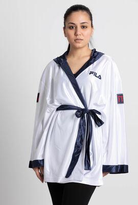 Obi Piped Robe