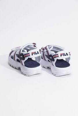 Disruptor White/Blue Sandal