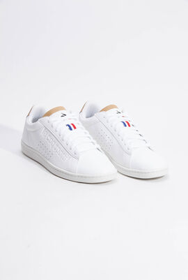 Courtset Sport Optical White/Croissant Sneakers