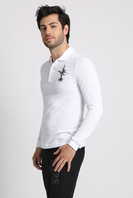 Casual embroidered Polo Shirt