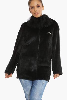Plain Reversible Jacket