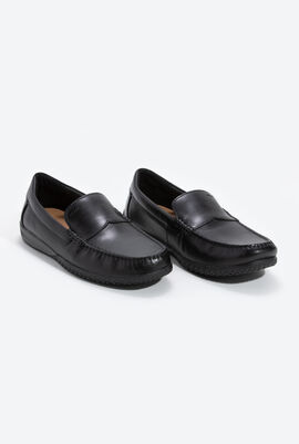 Delrick Leather Loafers