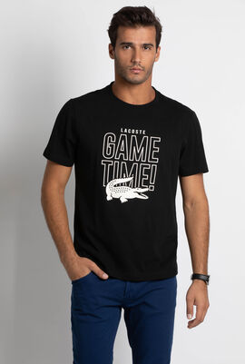 Game Time Jersey Tennis T-shirt