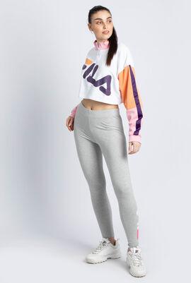 Kaia Funel Crop Sweatshirt