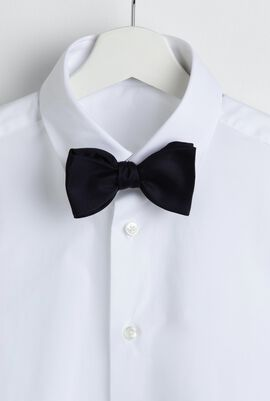 Silk Adjustable Bow Tie