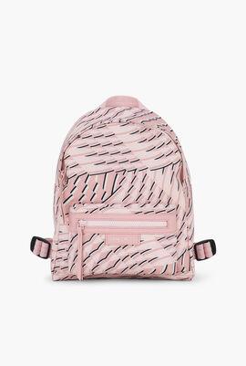 Printed Neo Nylon Backpack