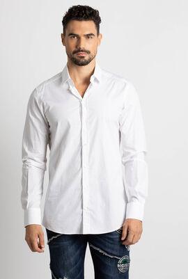 Basic solid Long Sleeve Shirt