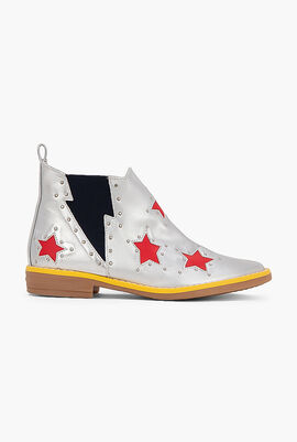 Star Studded Boots