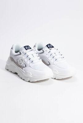 Woxed Unit1 Black Sneakers