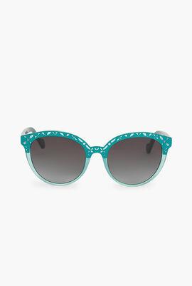 Turquoise & Aqua Sunglasses