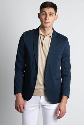 Buggy Lined Suit Jacket