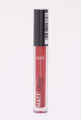 Matt' Obsess Liquid Lipstick, Red Society 863