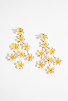 Flowers shape Earrings