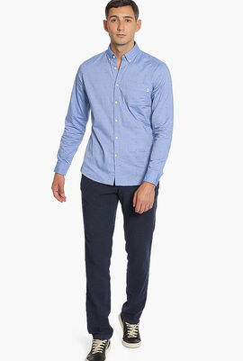 Oxford Fil Coupe Slim Fit Shirt