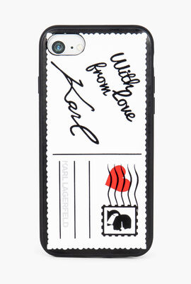 Postcard Embossed iPhone7 Case