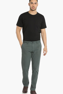Kensington Slim Garment Dye Texture Pants