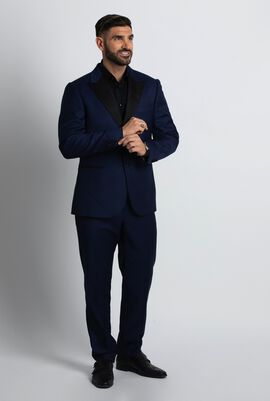 Tailored Fit Evening 2 in 1 Suit