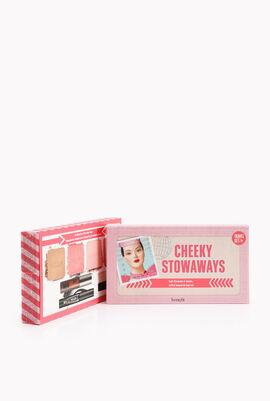 Cheeky Stowaways Travel Set