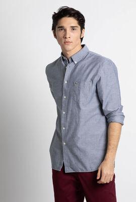 Regular Fit Oxford Cotton Shirt