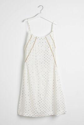 Golden Dots Dress
