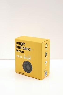 Magic Hair Band, Brown