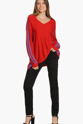Acorto Sweater Tank Top