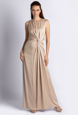 Short Front Gown