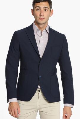 Jacquard Double Buttoned Jacket