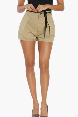 Plain Cotton Shorts